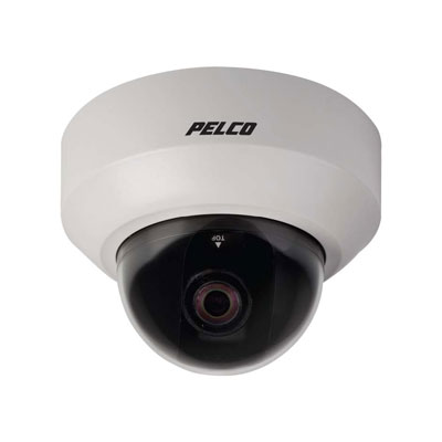 Pelco IS21-DNV10FX camclosure true day / night indoor minidome camera