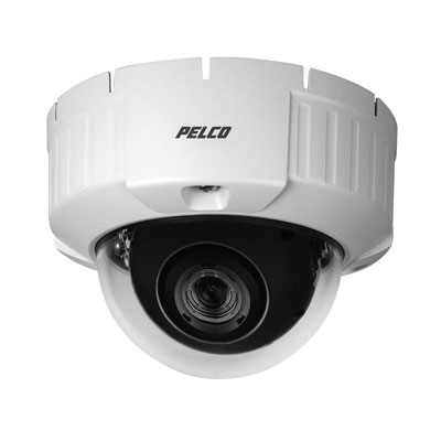 Pelco IS50-DWSV8FX true day / night rugged outdoor minidome camera