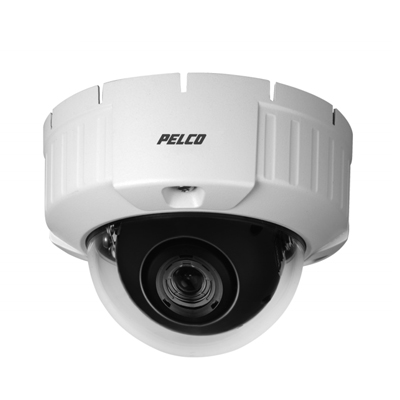 Pelco IS51-DNV10SX vandal resistant internal true day / night dome camera