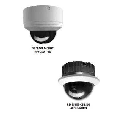 Pelco SD4-B0-X autofocus high resolution integrated colour camera
