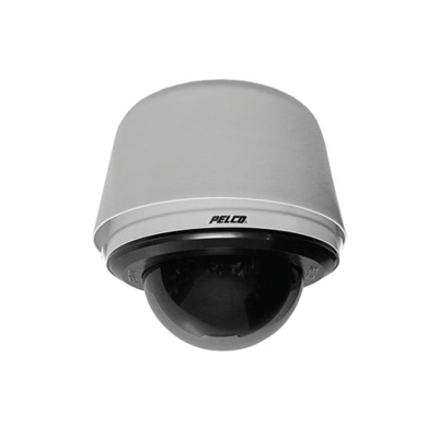 Pelco SD418-PG-E1-X true day / night external PTZ dome