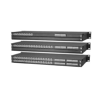 Pelco TW4016P passive, 16-channel video transceiver