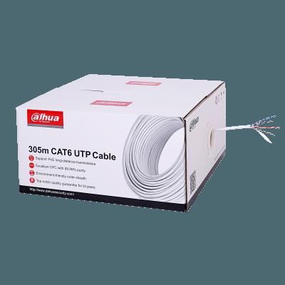 Dahua Technology DH-PFM920I-6UN-C 305m UTP CAT6 CPR E/UL CM Cable