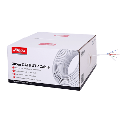 Dahua Technology DH-PFM920I-6UN-U 305m UTP CAT6 CPR E/UL CM Cable