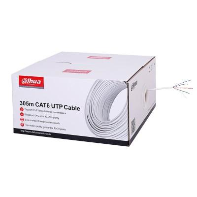 Dahua Technology PFM920I-6UN-N 305m UTP CAT6 Cable