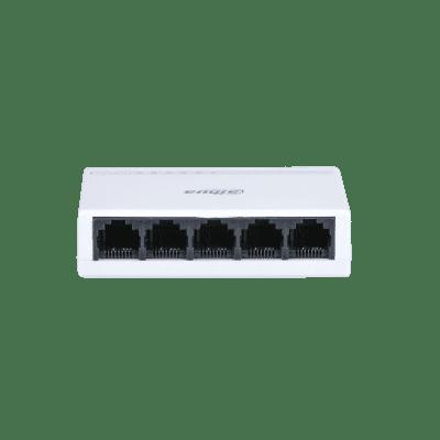 Dahua Technology PFS3005-5ET-L 5-Port Desktop Fast Ethernet Switch