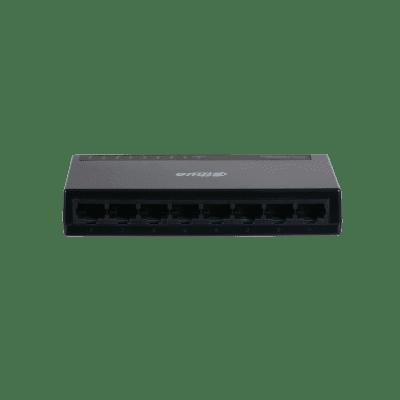 Dahua Technology PFS3008-8GT-L 8-Port Desktop Gigabit Ethernet Switch