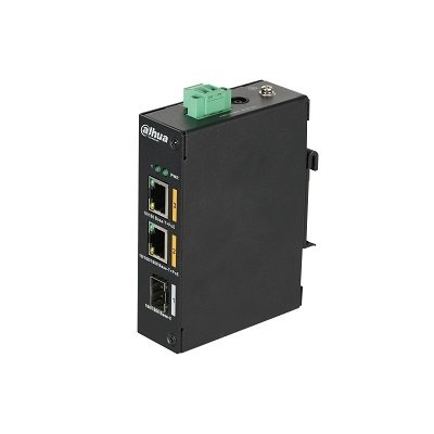 Dahua Technology PFS3103-1GT1ET-60 3-Port Switch with 2-Port PoE