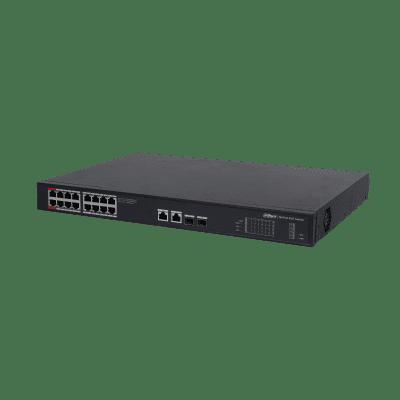 Dahua Technology PFS3220-16GT-240 All-gigabit PoE Switch