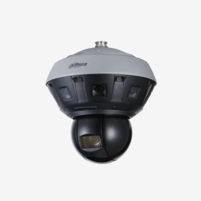 Dahua Technology PSDW82442M-A270-D440 6×4MP Multi-Sensor Panoramic + PTZ WizMind Network Camera