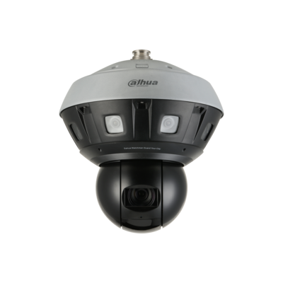 Dahua Technology PSDW8842M-A180 4 × 2MP Multi-Sensor Panoramic + PTZ WizMind Network Camera