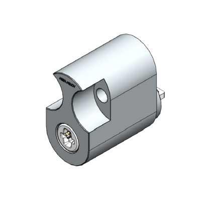 ASSA ABLOY PULSE Oval Inside Scandinavian cylinder