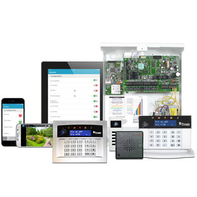 PCX 46 APP: The ultimate hybrid security solution from Pyronix