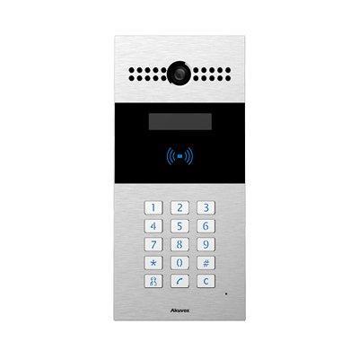 Vanderbilt R27A Intercom with Video, Card Reader & Keypad - Akuvox