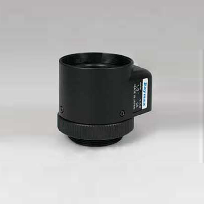 Raymax LTF0412GCS 1/3 Inch CS-mount Fixed Focal Lens