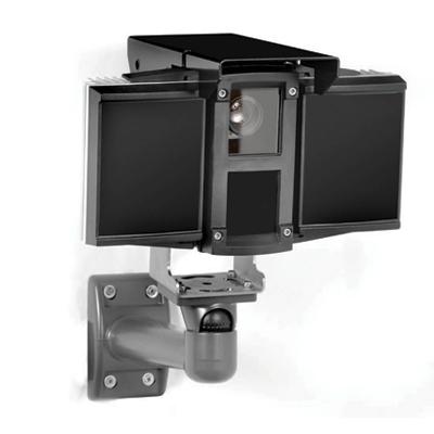 Raytec RV2-20-OV-P CCTV camera with 24 hour licence plate capture camera