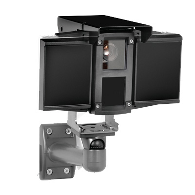 Raytec RV2-40-P integrated licence plate capture camera with LED power control