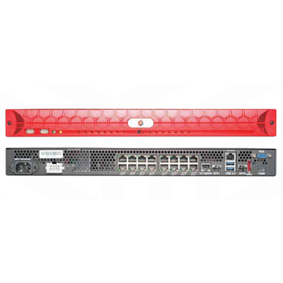 Salient Systems RED3 16PORT Client, Server And Switch For Professional Video Surveillance Deployments