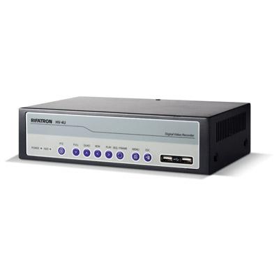HV-4U digital video recorder from Rifatron