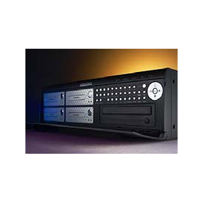 New versatile DVR with hot swappable HDD