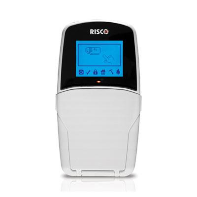 RISCO Group 2-Way Wireless Slim Keypad