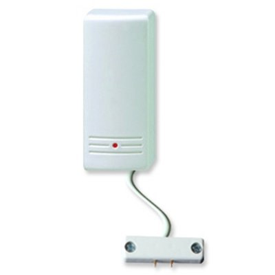 RISCO Group Wireless Flood Detector provides an alarm in case of flooding above the sensor level
