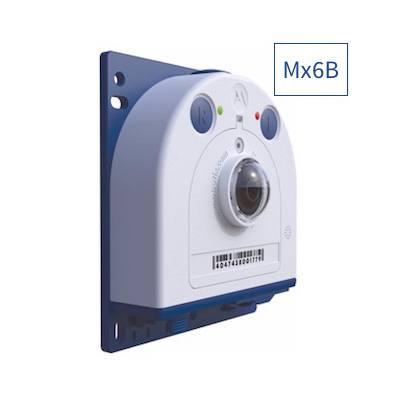 MOBOTIX Mx-S26B-6D016 S26B Complete Cam 6MP, B016 (Day)