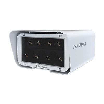 Dallmeier S8 115/30 DN 115MP Multifocal Sensor System