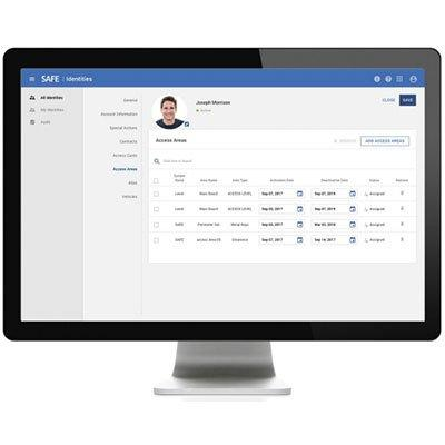 HID SAFE™ Enterprise physical identity and access management solution