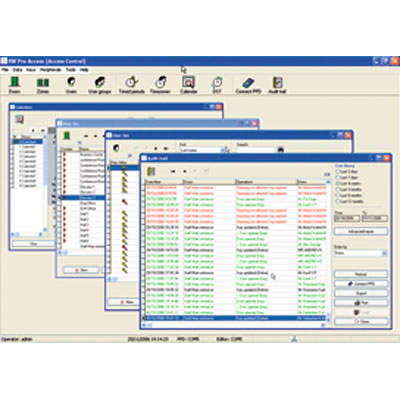 SALTO Pro Access Software - access control management tool