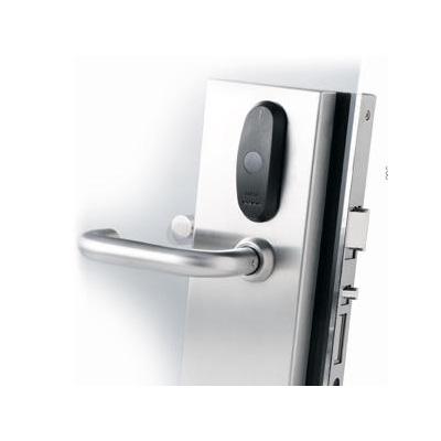 SALTO XS4 Glass door lock DIN 18101