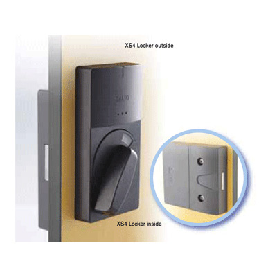 SALTO XS4-Locker electronic lock solution for a high level of security protection