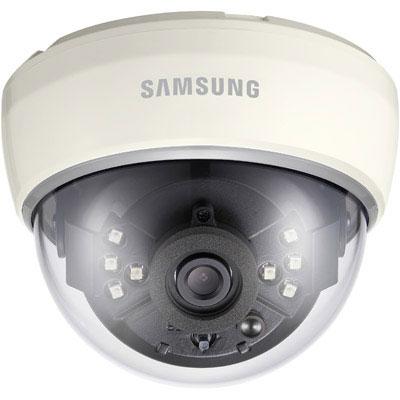 Hanwha Techwin America SCD-2022RP/2042RP IR dome camera with 700 TVL resolution