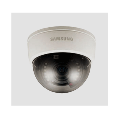 Samsung SCD-2080P internal true day / night dome camera with high resolution of 600 TVL