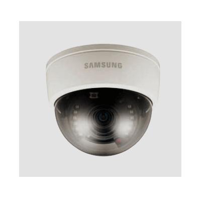 Hanwha Techwin America SCD-2080P internal true day / night dome camera with high resolution of 600 TVL