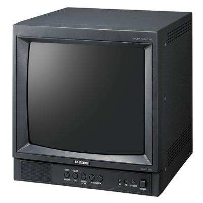 Hanwha Techwin America Techwin SAM-14MV 14 Color CCTV Monitor