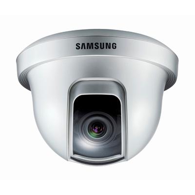 Hanwha Techwin America Techwin SCC-B5344N super high resolution WDR anti-vandal dome camera with 540 TVL