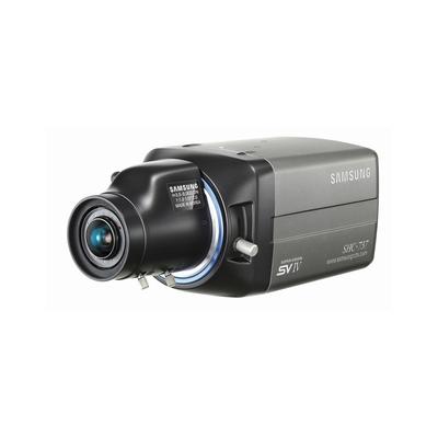 Hanwha Techwin America Techwin SHC-737 ultra low light high resolution CCTV camera