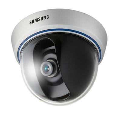 Hanwha Techwin America Techwin SID-53 1/3 High Resolution Mini Dome CCTV Camera
