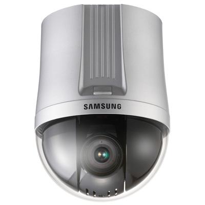 Hanwha Techwin America Techwin SNP-3301- H.264 PTZ network dome camera