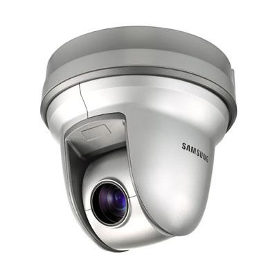 Hanwha Techwin America Techwin SPD-1000 1/4-inch High Resolution, Interior 10X PTZ Camera