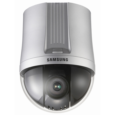 Hanwha Techwin America Techwin SPD-3700T low light high resolution PTZ dome CCTV camera