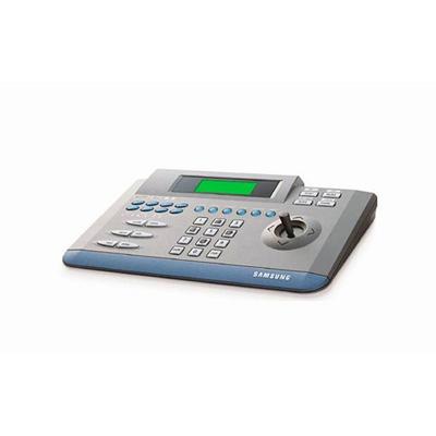 Hanwha Techwin America Techwin SSC-1000 PTZ control keyboard with joystick