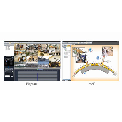 Hanwha Techwin America Techwin SVM-S1 centralised video management software