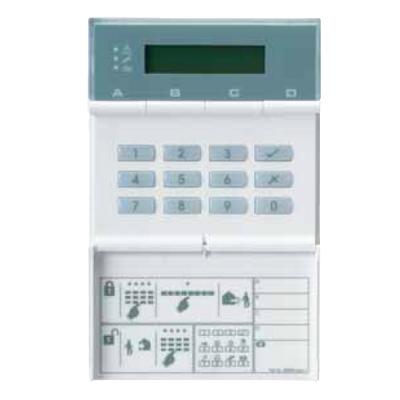 Scantronic 9853EN-00 Intruder alarm system control panel