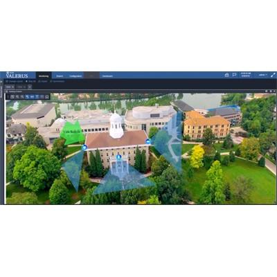 Vicon Valerus 20 CCTV software
