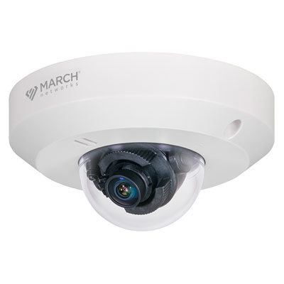 March Networks SE2 Indoor NanoDome 2MP true day and night IP dome camera