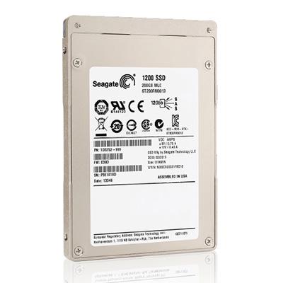 Seagate ST200FM0073 1200 SSD 200GB SAS Drive
