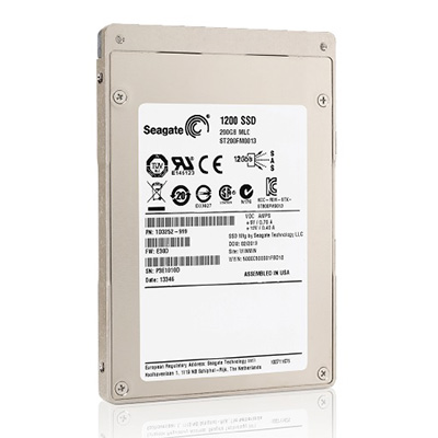 Seagate ST400FM0073 1200 SSD 400GB SAS Drive
