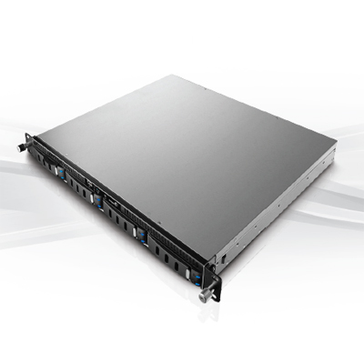 Seagate STDN16000200 4-bay network-attached storage for business security systems